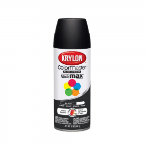 Aerosol KRYLON Color Negro Mate 340Gr/355Ml