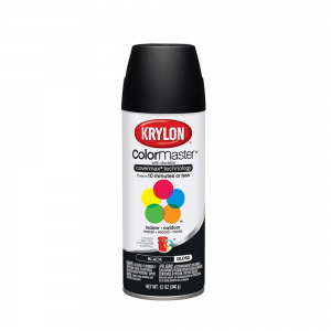 Aerosol KRYLON Color Negro Brillante 340Gr/355Ml