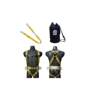 Kit Para Trabajo En Altura SKY N°5 10404S-10651-SKY061