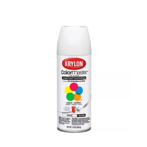Aerosol KRYLON Color Blanco Brillante 340Gr/355Ml