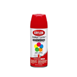 Aerosol KRYLON Color Rojo Bandera 340Gr/355Ml