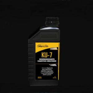 KU7 Desengrasante Caustico Concentrado MERCLIN 1Lt